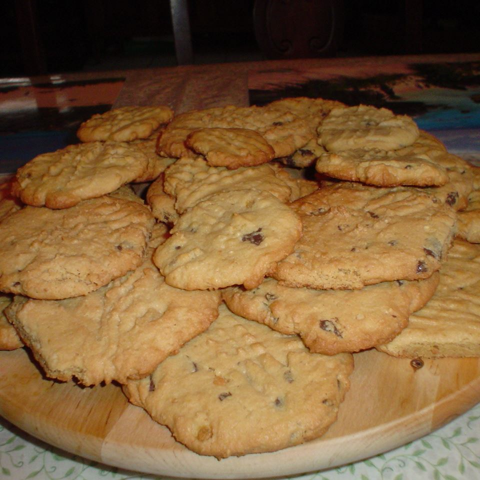 Mrs. Sigg's Peanut Butter Cookies