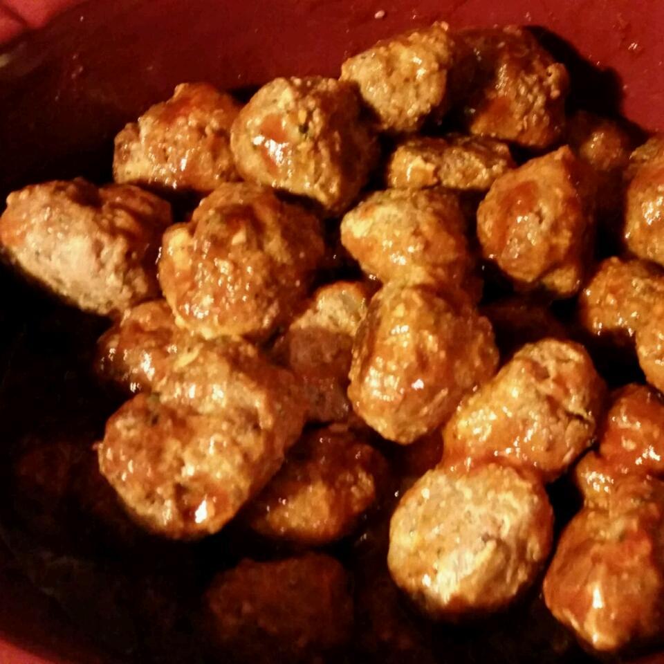 Cajun Appetizer Meatballs TomH1977