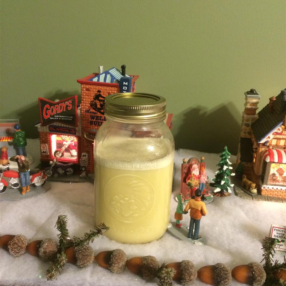 Ultimate One-Cup-Only Eggnog