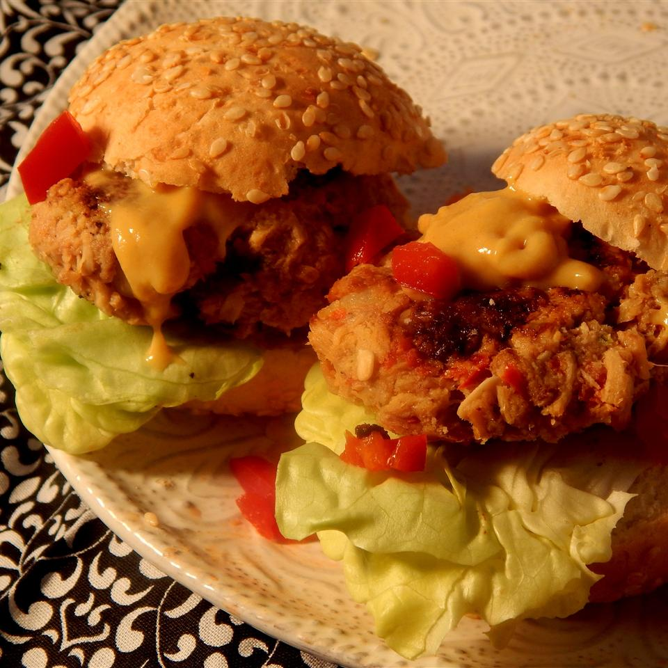 Fish Burger Surprise Mrs.Rhame