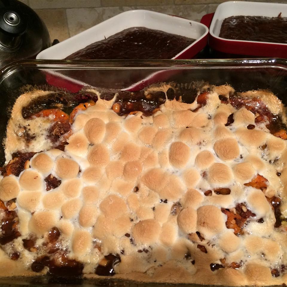 Sweet Potato-Cashew Bake Shawnagayle