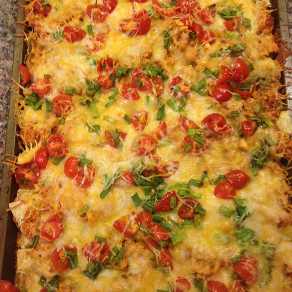 Restaurant Style Chicken Nachos Lisa Rinaldi