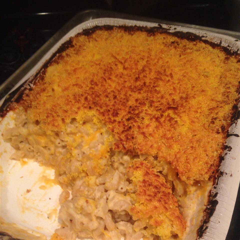 Healthy Creamy Mac and Cheese Brittany