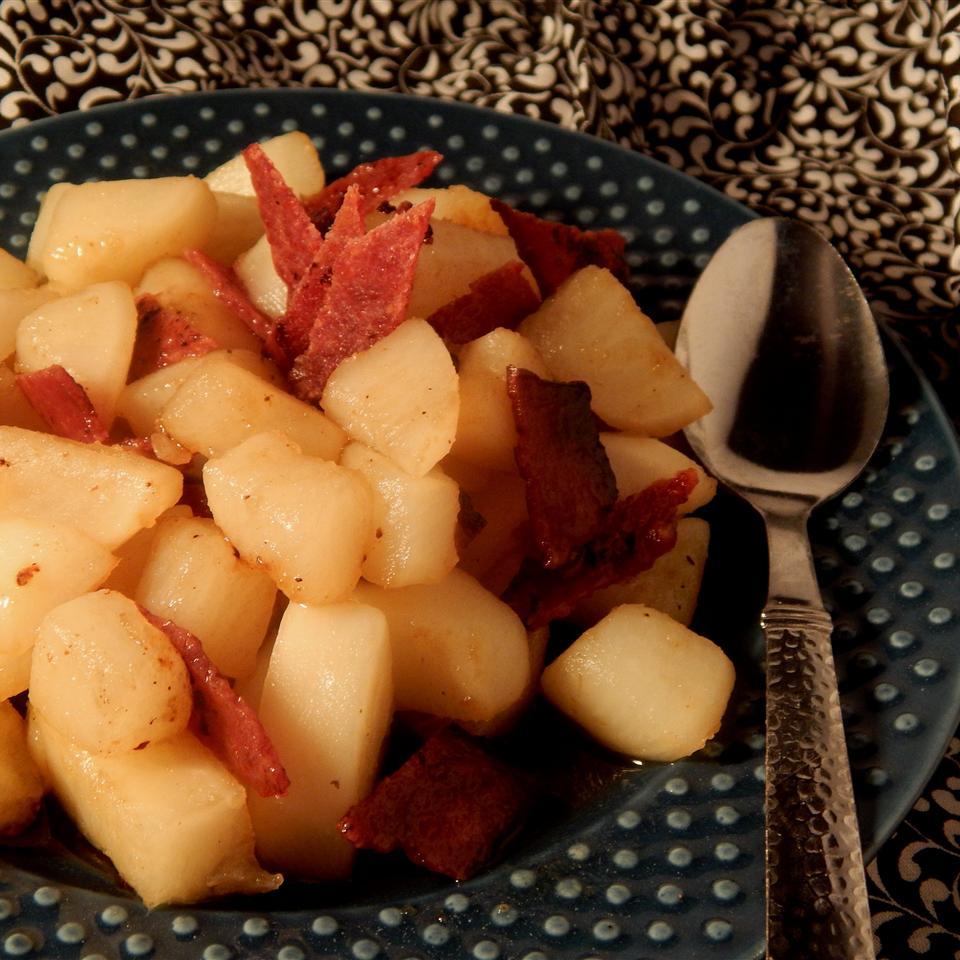Mom's Turnips Karen