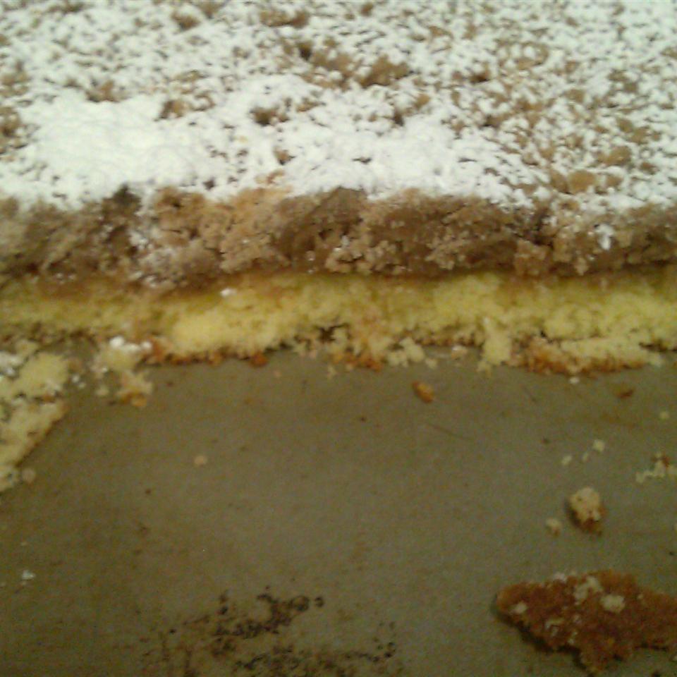 Outrageously Buttery Crumb Cake Barbara Denzler Cruz