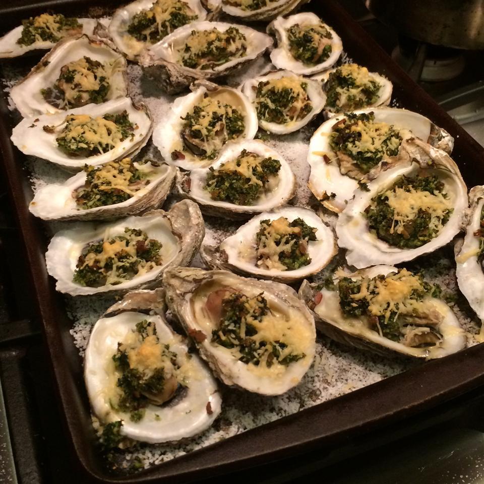 Oysters Rockefeller Mobley, Heath