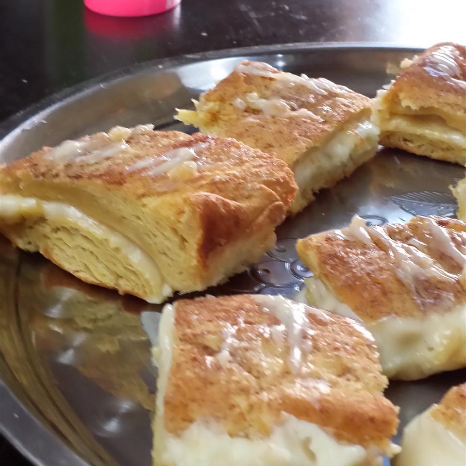PAM® Sopapilla Cheesecake Pie Ronda Bonds