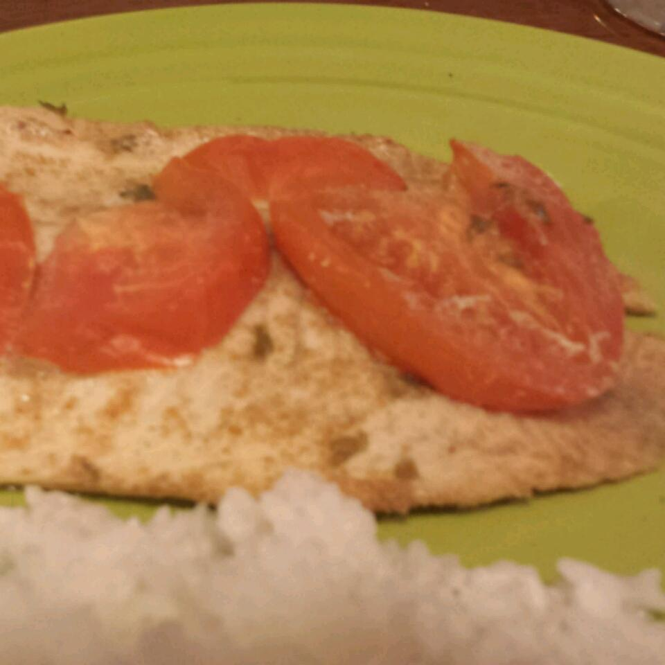 Baked and Poached Tilapia trixnix13579
