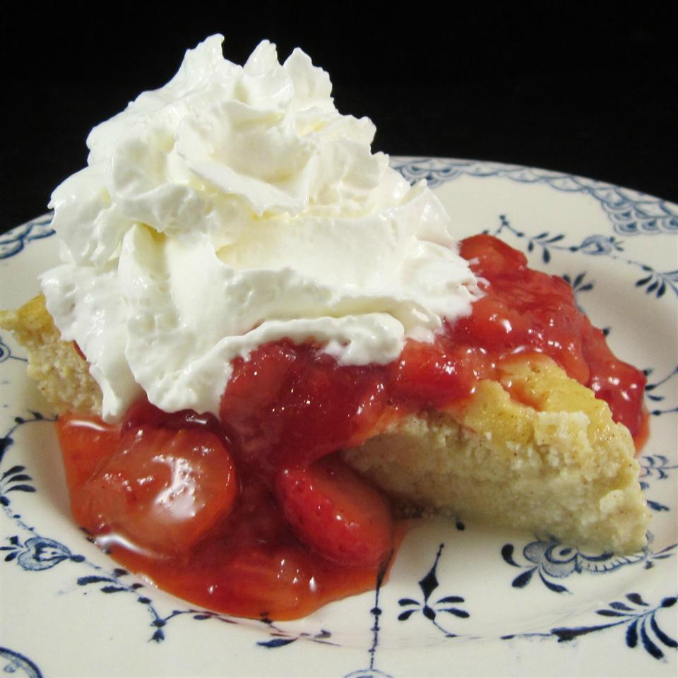 Camille's Crustless Ricotta Pie