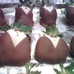 Chocolate Strawberries Heather Stemmerman