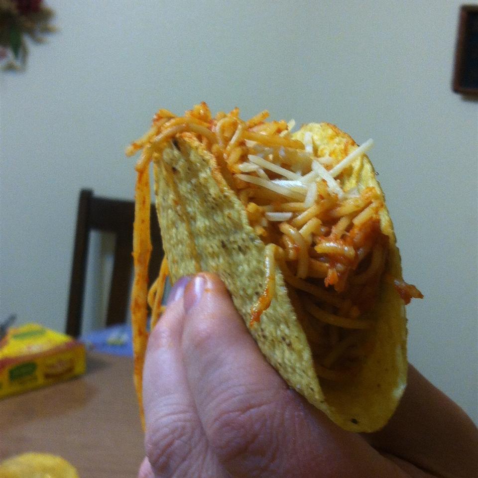 Spaghetti Tacos Bill Conklin