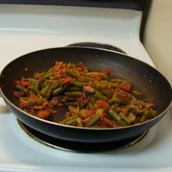 Sweet Italian Green Beans KKH3