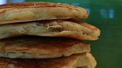 Wild Rice Pancakes