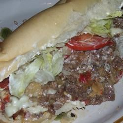 Griddle Style Philly Steak Sandwiches STARAJOY
