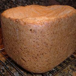 Honey Whole Wheat Bread