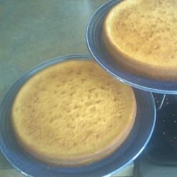 Barbadian Plain Cake