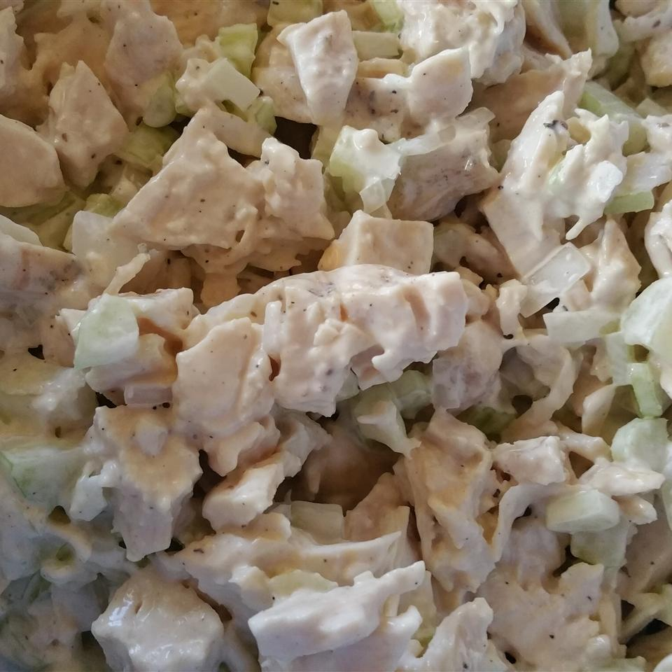 The Best Chicken Salad Ever Chris Slaughter