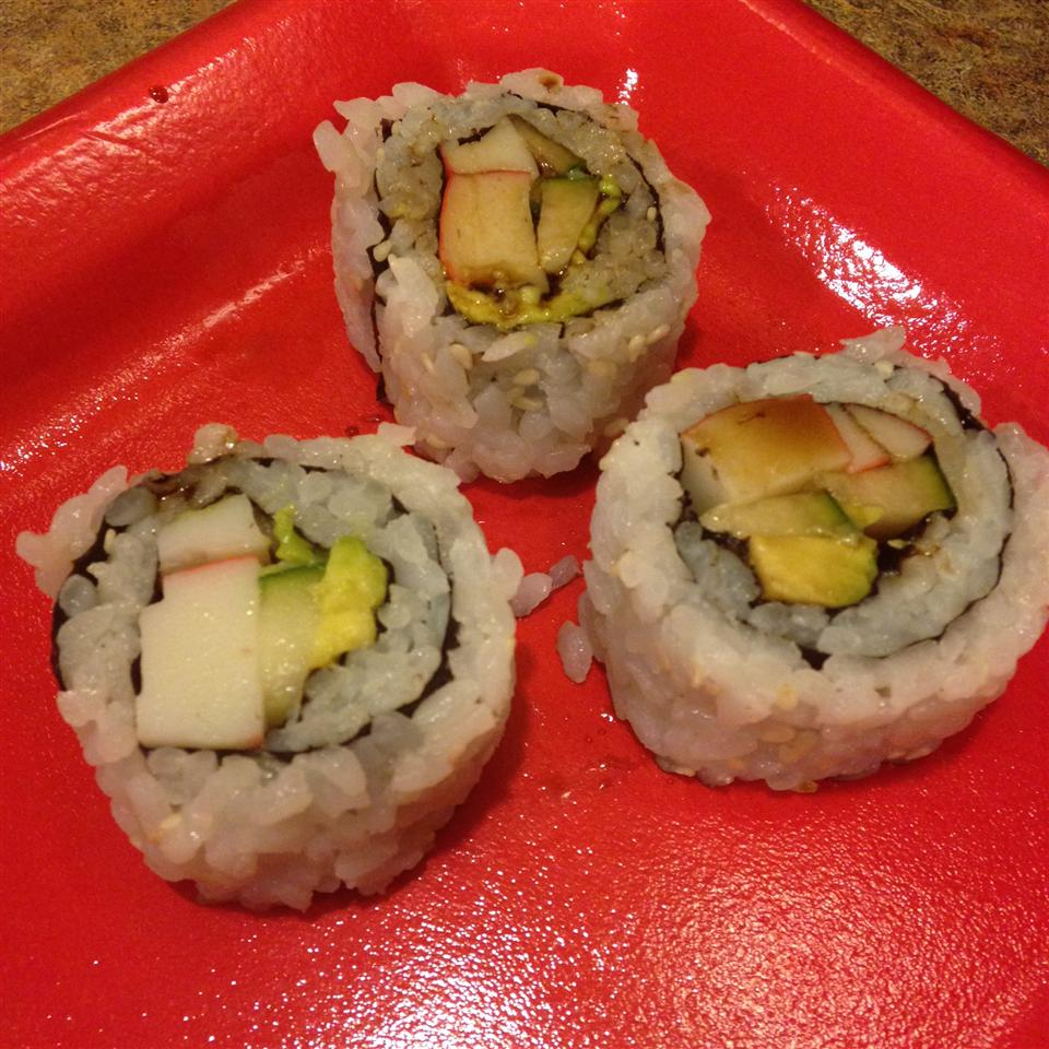 California Roll Sushi Staackk@gmail.com