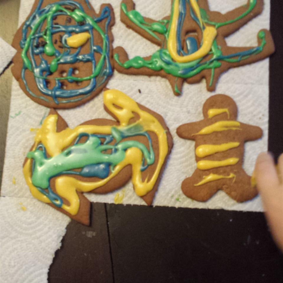 Gingerbread Men Cookies JayByler