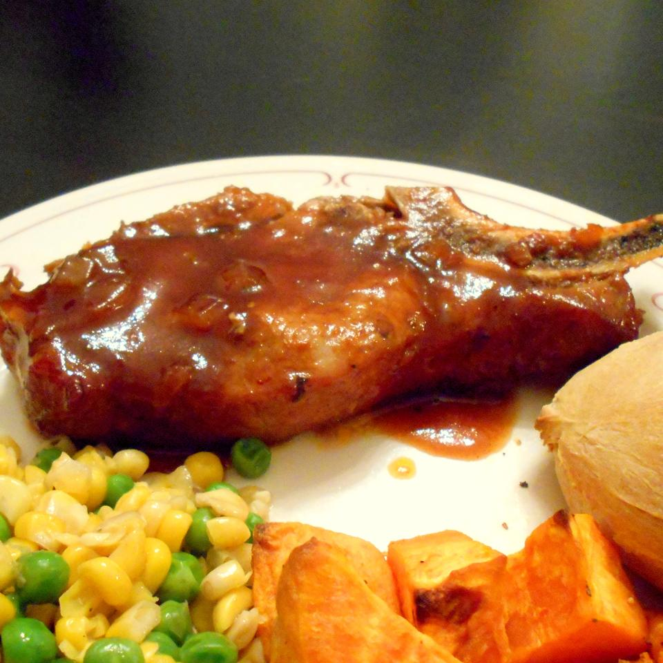 Oven Roasted Ribs ONIOND