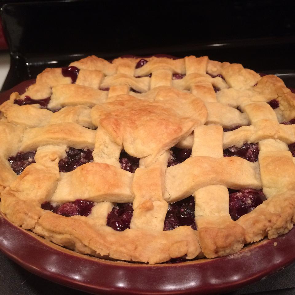 Grandma's Blueberry Pie WildBranch