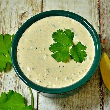 lick the spoon cilantro jalapeno aioli recipe