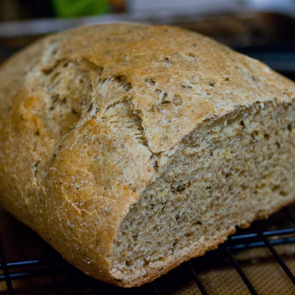 Real NY Jewish Rye Bread killthebananas