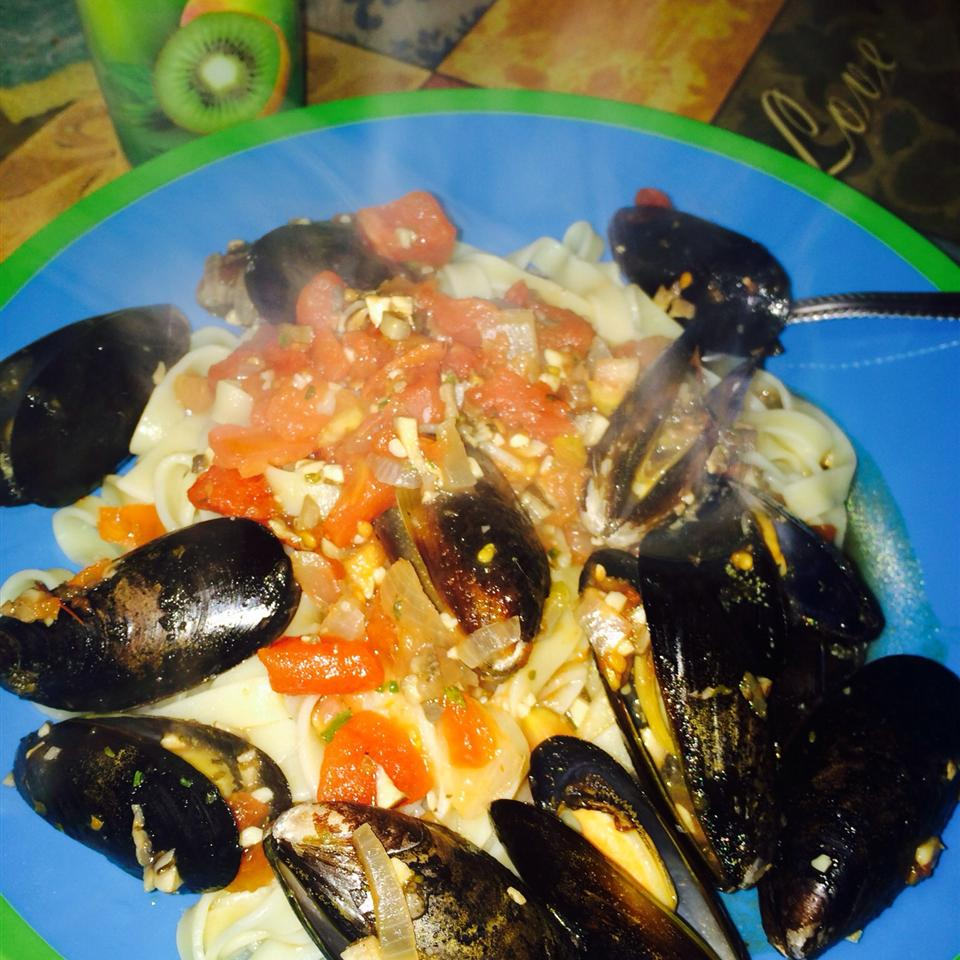 Mussels Provencal Cheyenne Mays