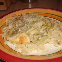 Chicken and Green Bean Casserole mawoods420