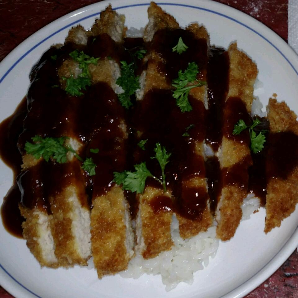 Lucy's Quick Tonkatsu Sauce Kimmie Ann