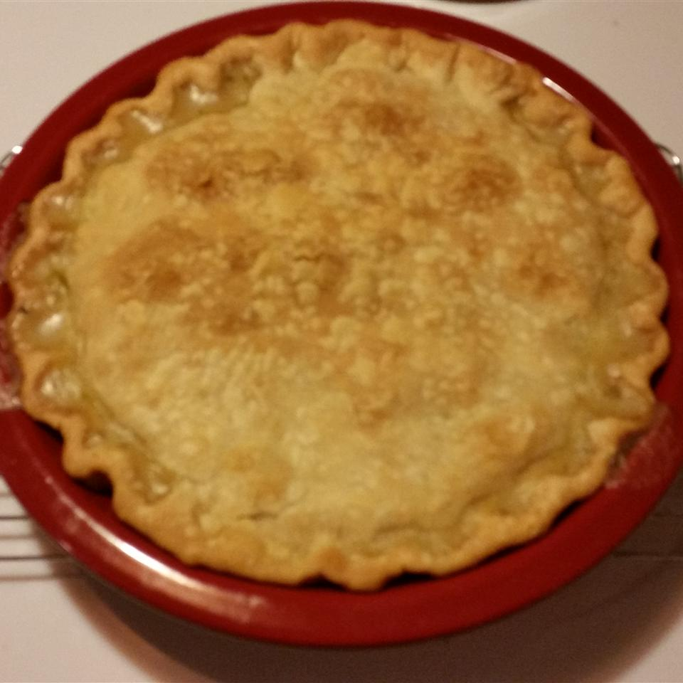 Low-Fat Chicken Pot Pie