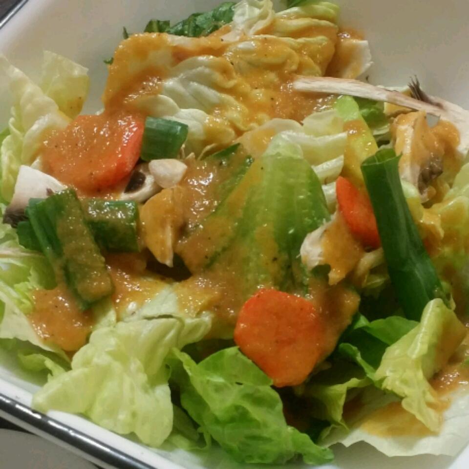 Japanese Salad Dressing msm5440