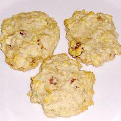 Zucchini Oatmeal Cookies CYNDI