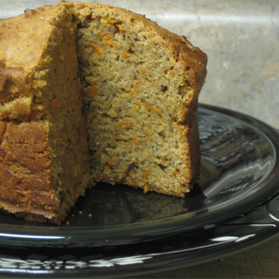 Vegetarian Carrot Cake