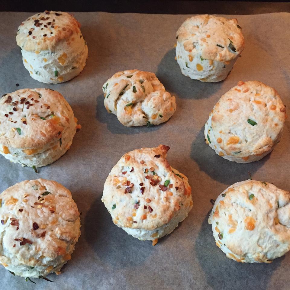 Cheese Biscuits II Bronwen Stine
