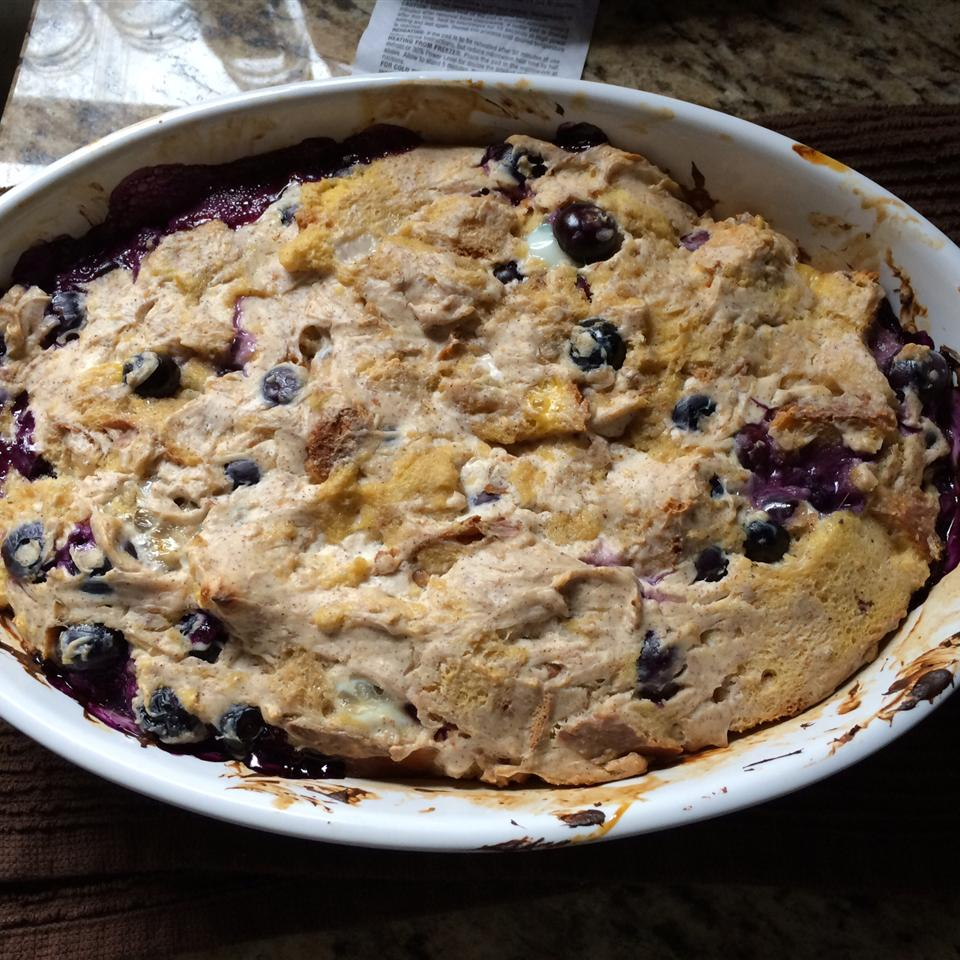 Berry Good French Toast Bake