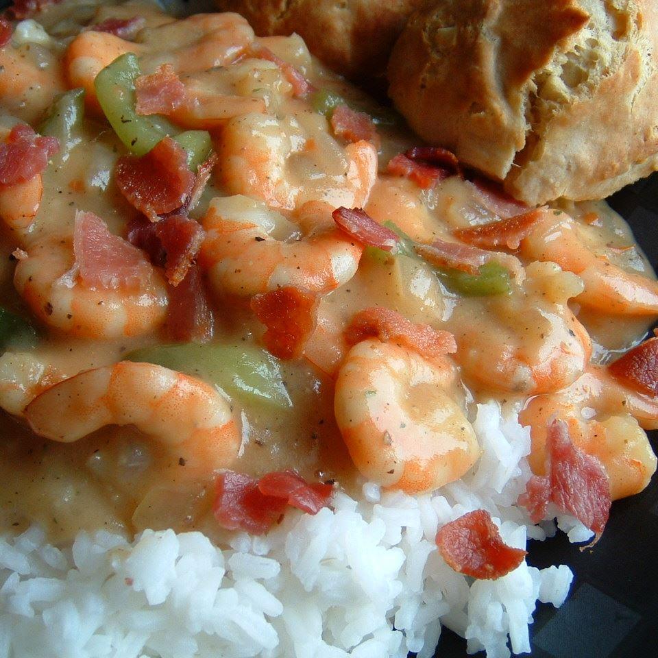 Charleston Shrimp 'n' Gravy ALRAYNA