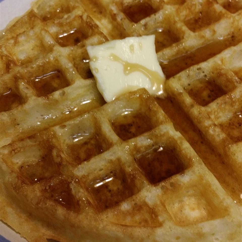 Super Sunday Waffles