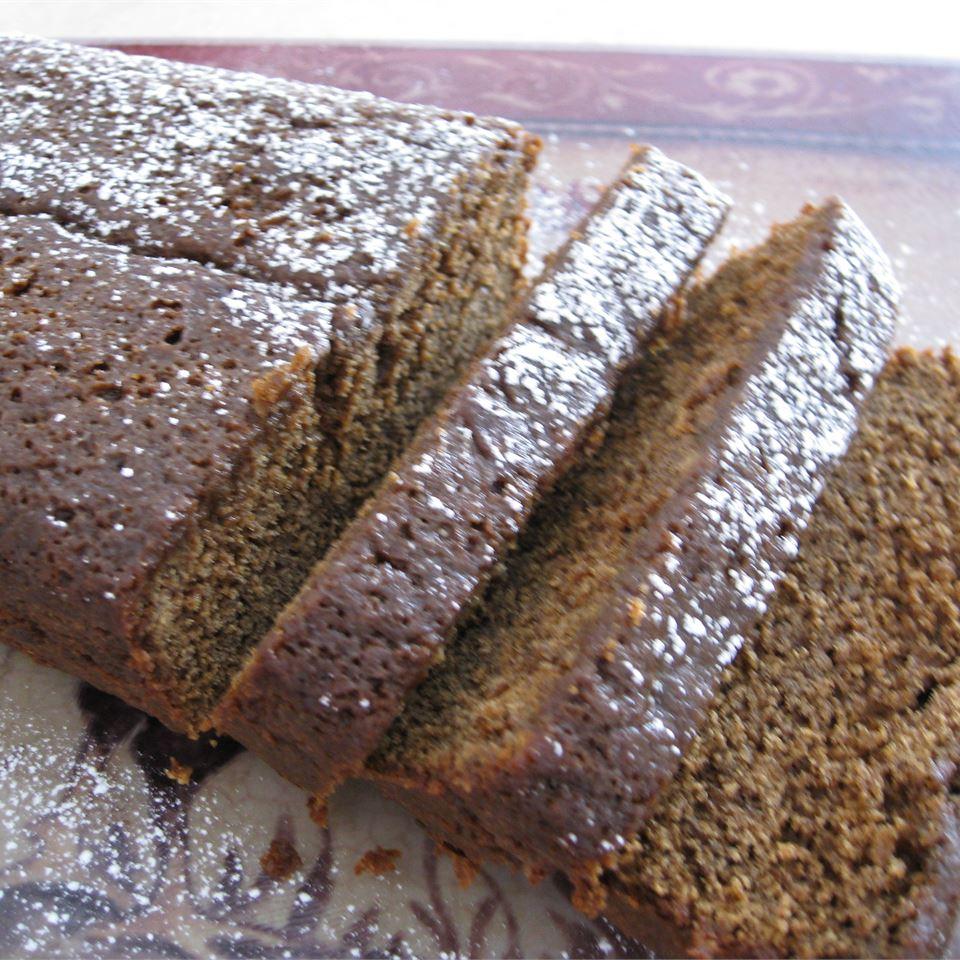 Moist, Tender Spice Cake: Gingerbread Variation