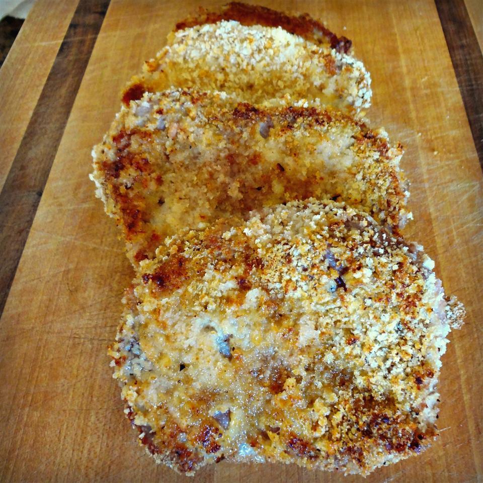 Easy Oven-Fried Pork Chops Crikkitt