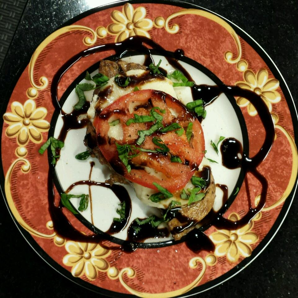 Balsamic Chicken and Fresh Mozzarella