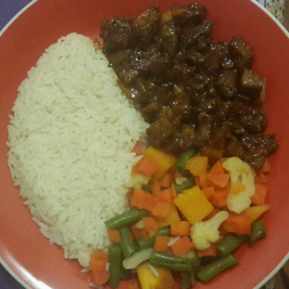 Sweet Lamb Curry