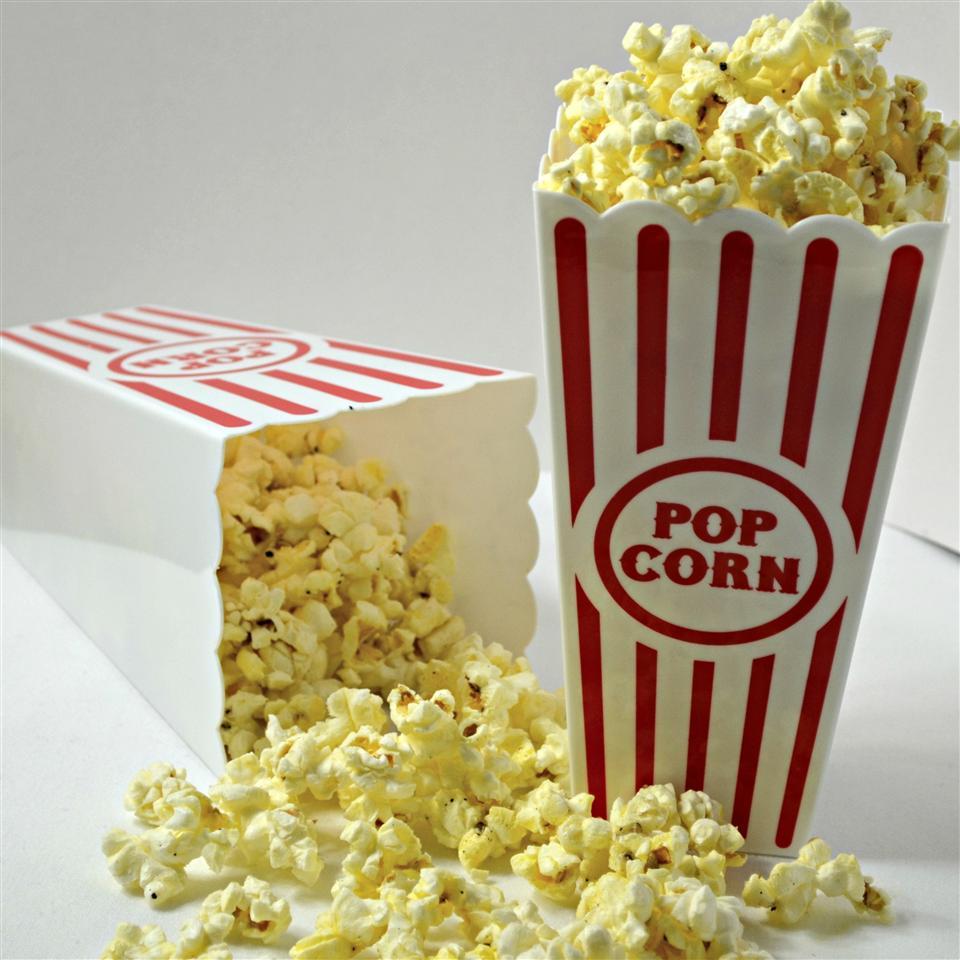 Salt and Pepper Popcorn