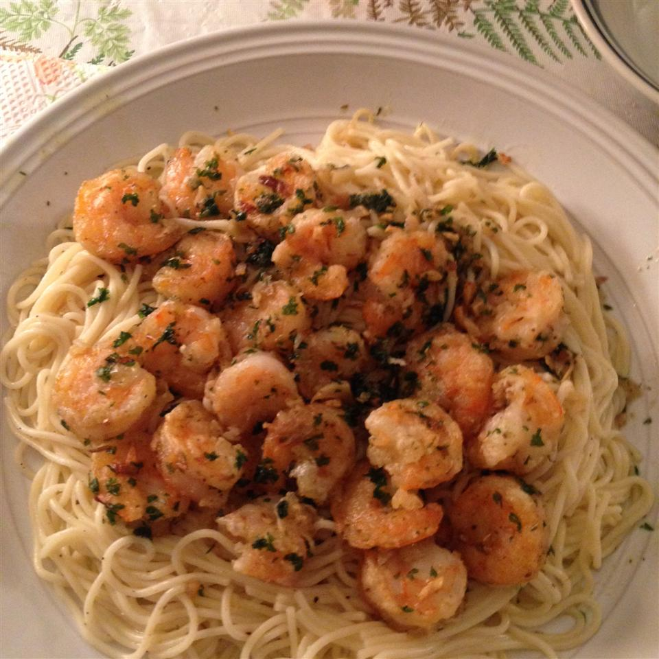 Absolutely The Best Shrimp Scampi