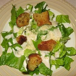 Caesar Salad Supreme Diane Boggs Colbert