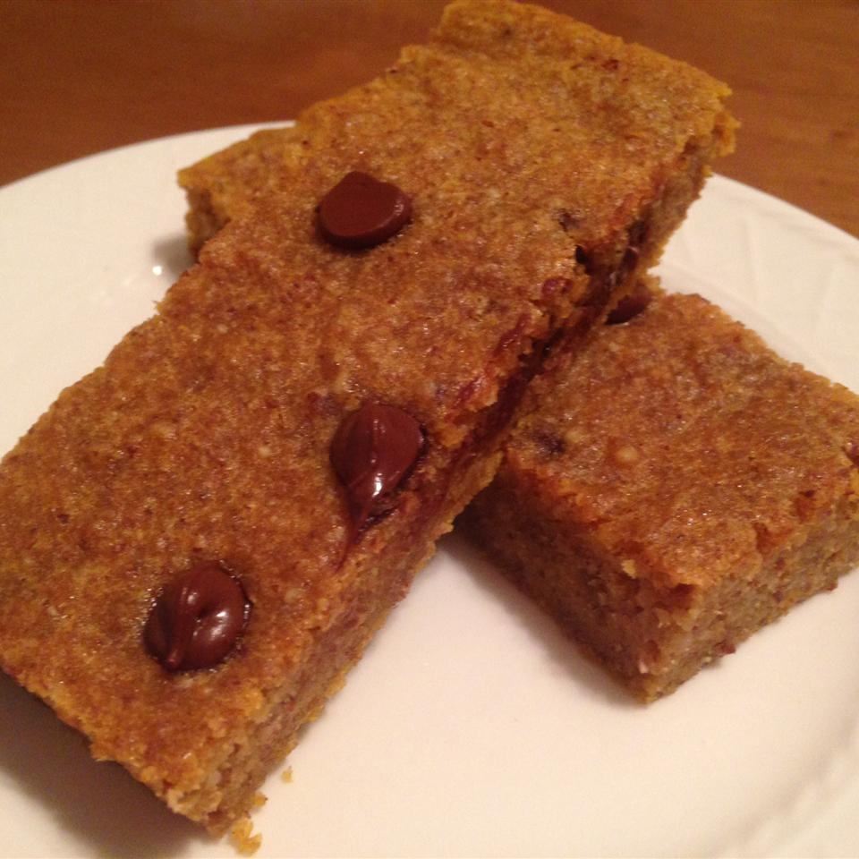Pumpkin Energy Bars