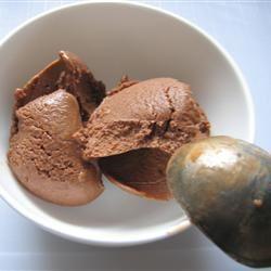 Chocolate Frozen Yogurt AUSSIE CASIE
