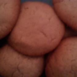 Tahini Butter Cookies sugarbunni