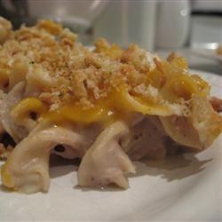 Tuna Noodle Casserole IV