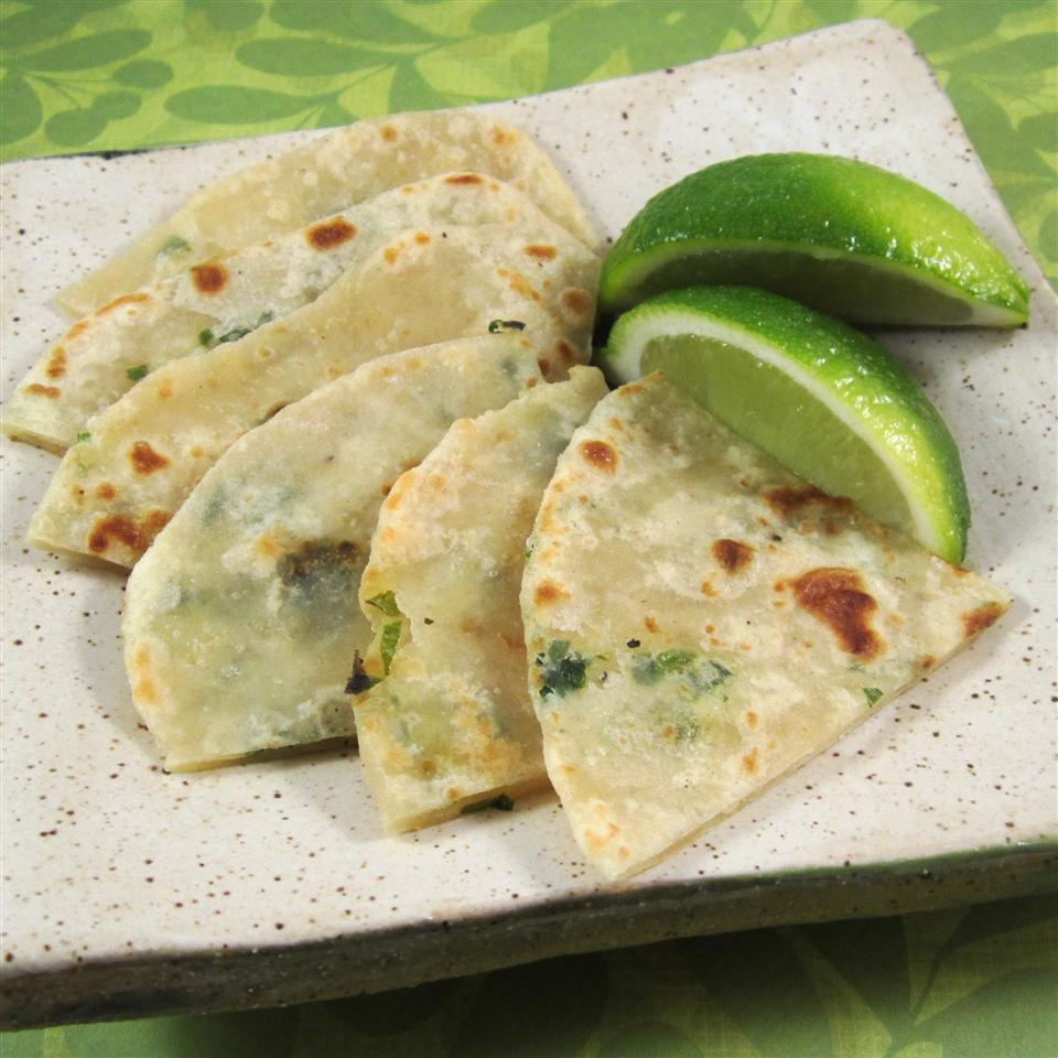 Green Onion Cakes